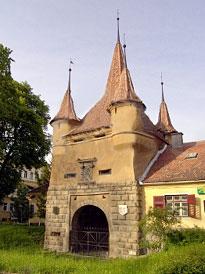 Brasov Ecatherina's Gate