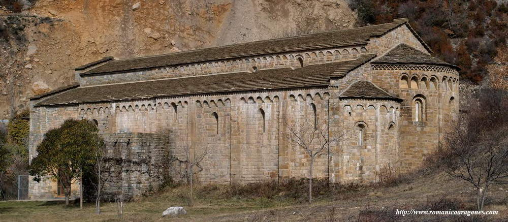 OBARRARutas romanicas por el altoaragonAGarcia Omedes
