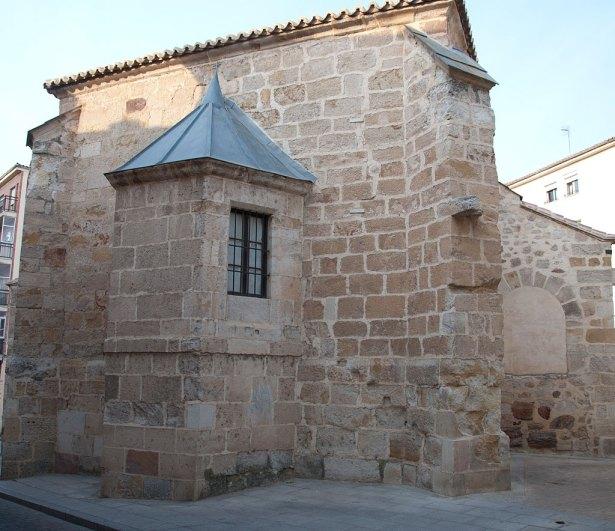 Resultado de imagen de zamora Iglesia de San Antolin