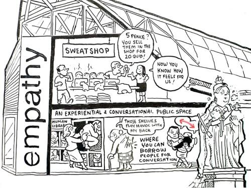 Empathy Museum RSA Animate