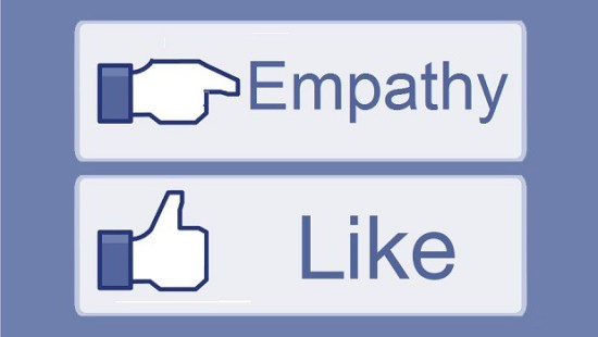 Facebook Empathy button