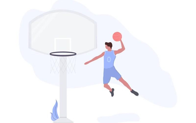 Vuoi giocare a basket? Siamo pronti a cominciare