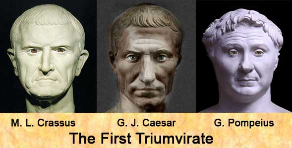 Triumvirate Do What Did