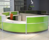 High End Reception Furniture | RP Haw11 - The Roman Group