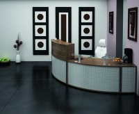 High End Reception Furniture | RP Haw12 - The Roman Group