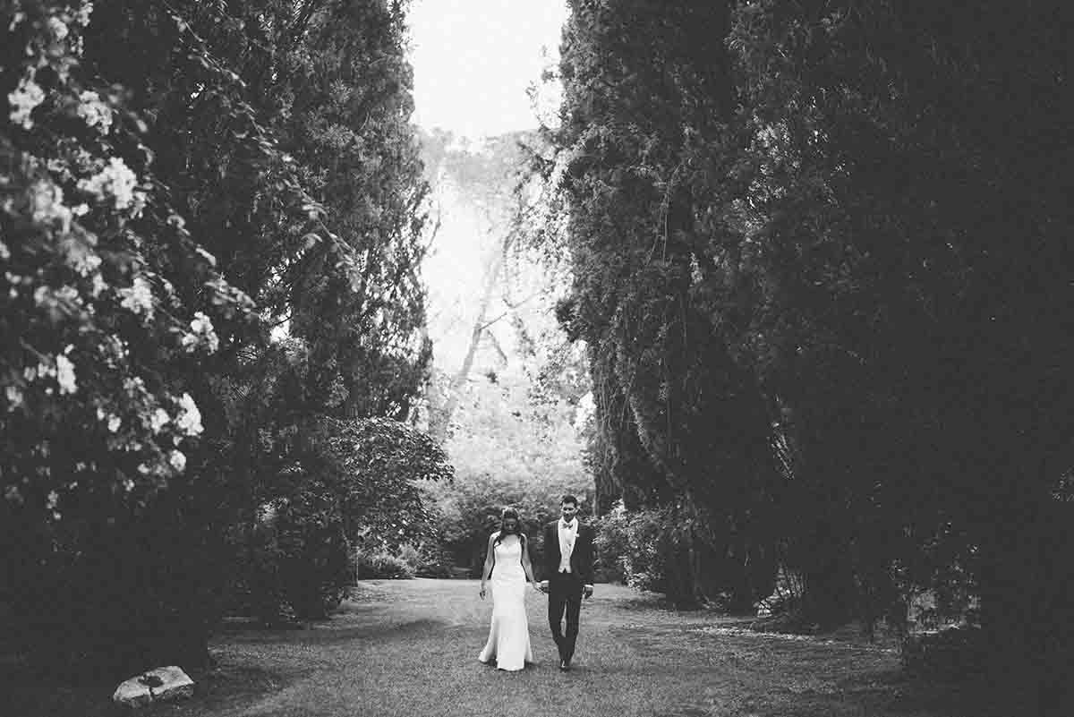 Cristian e Federica -Giardini di Ninfa