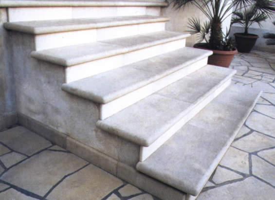 Romano pietra di Soleto ambienti in pietra naturale
