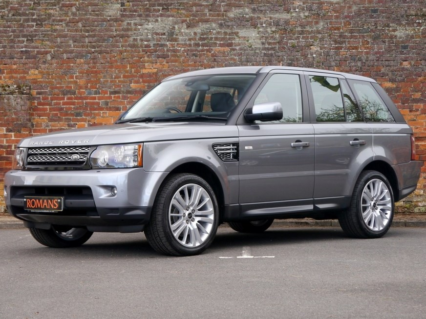 2012 Range Rover Sport Gets More Diesel Power And New 8speed Gearbox