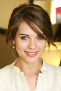 Lyndsy Fonseca como Hanna Bergstrom de Beautiful Player