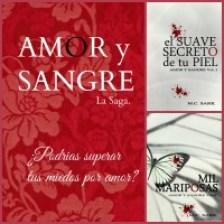 PicMonkey Collage cuadrado para promo libros 1 y 2