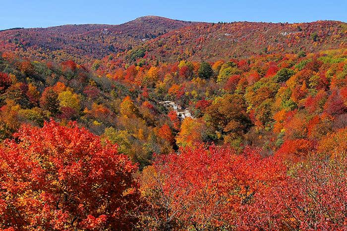 fall foliage photo tour