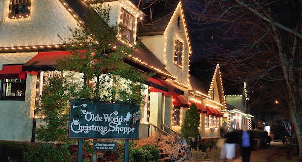 Biltmore Village Asheville
