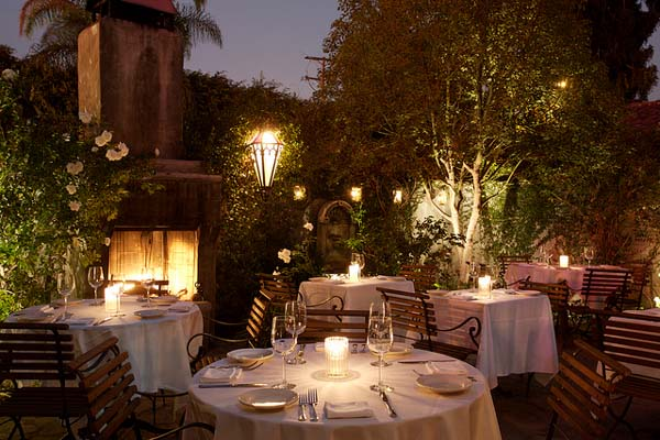 Cafe La Boheme, West Hollywood
