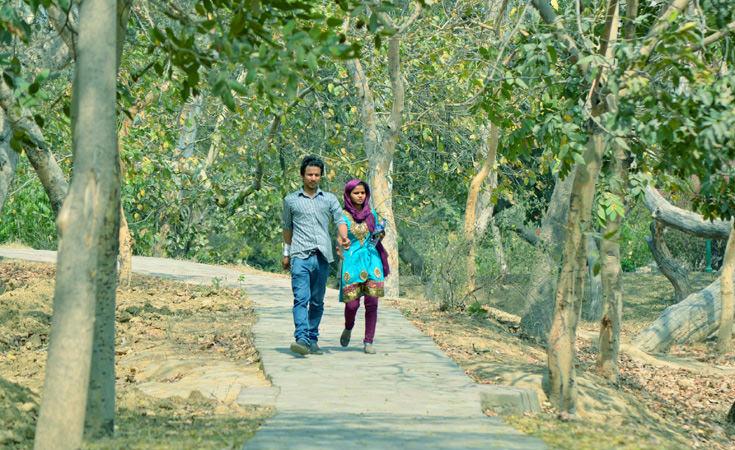 Rose Garden Delhi