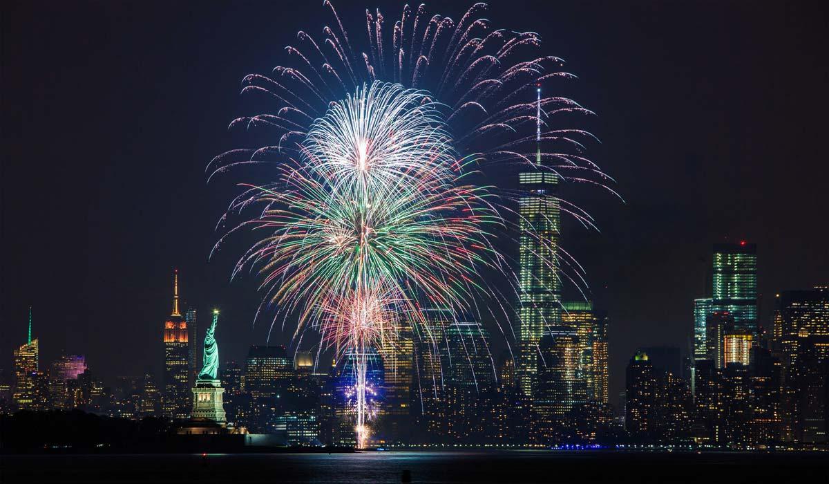 New York  Firework