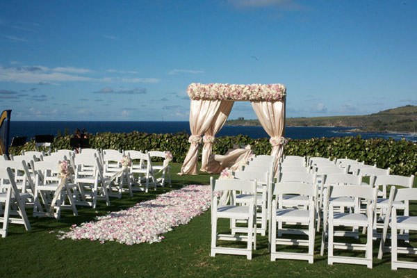 The Ritz-Carlton, Kapalua Wedding