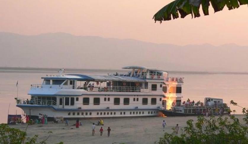 Brahmaputra River Cruise guwahati assam