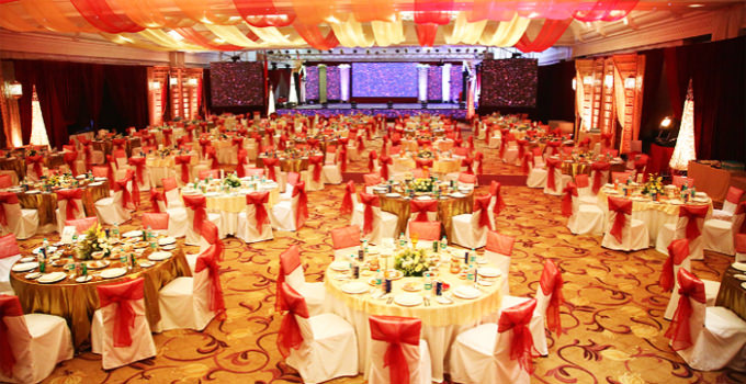 Grand Hyatt Goa - Grand Ballroom