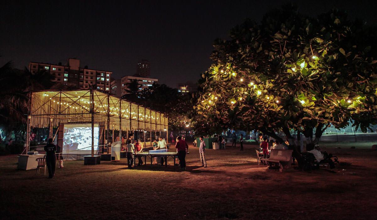 Priyadarshini Park in Mumbai