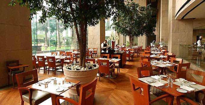 Waterside Cafe - Hyatt Regency