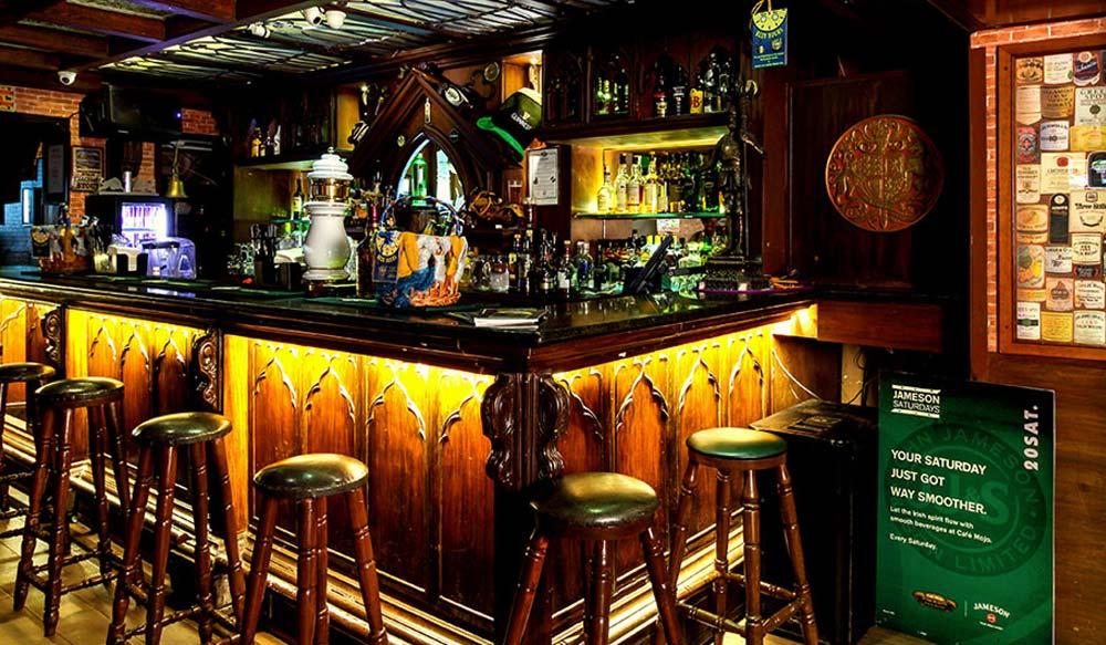 Cafe Mojo Pub And Bistro Goa