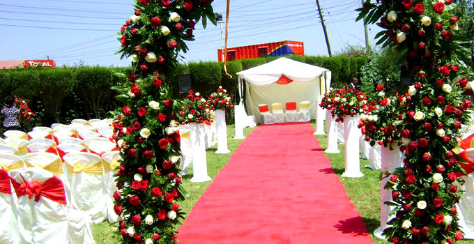 Maro Gardens Wedding Venue