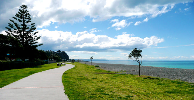 Hawke's Bay in Napier