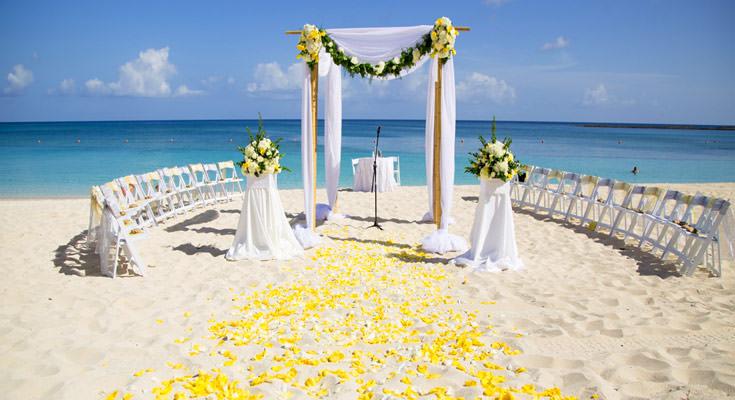 Wedding At Atlantis