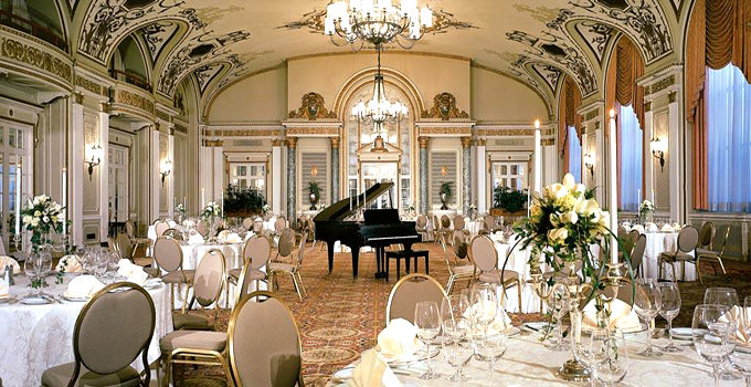 Fairmont Chateau Laurier in Ottawa Wedding Venue