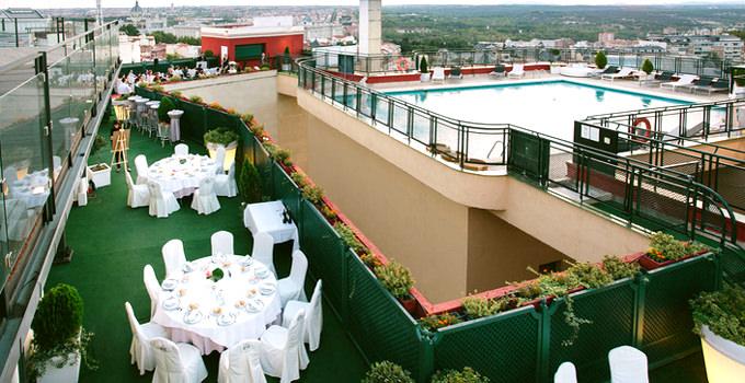 Hotel Emperador Wedding Venue