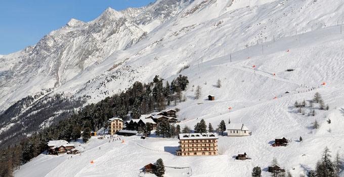 Riffelalp Resort, Zermatt