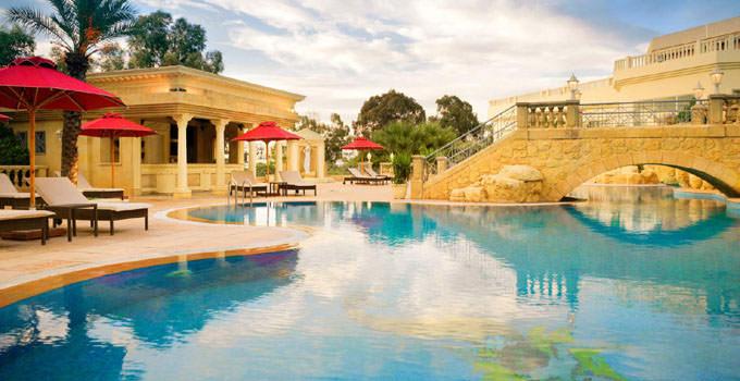 Sheraton Tunis Hotel, Tunisia