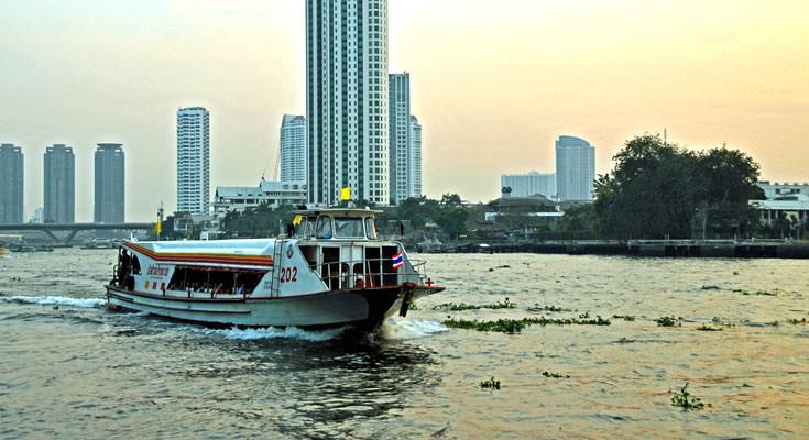Klong River, Bangkok
