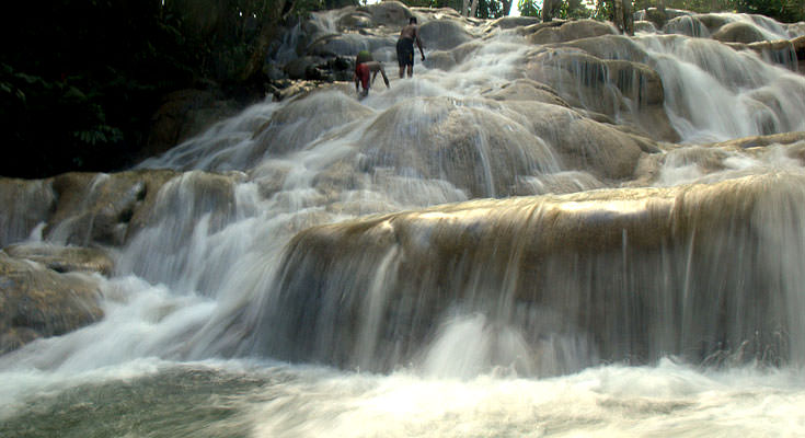 Miklford falls