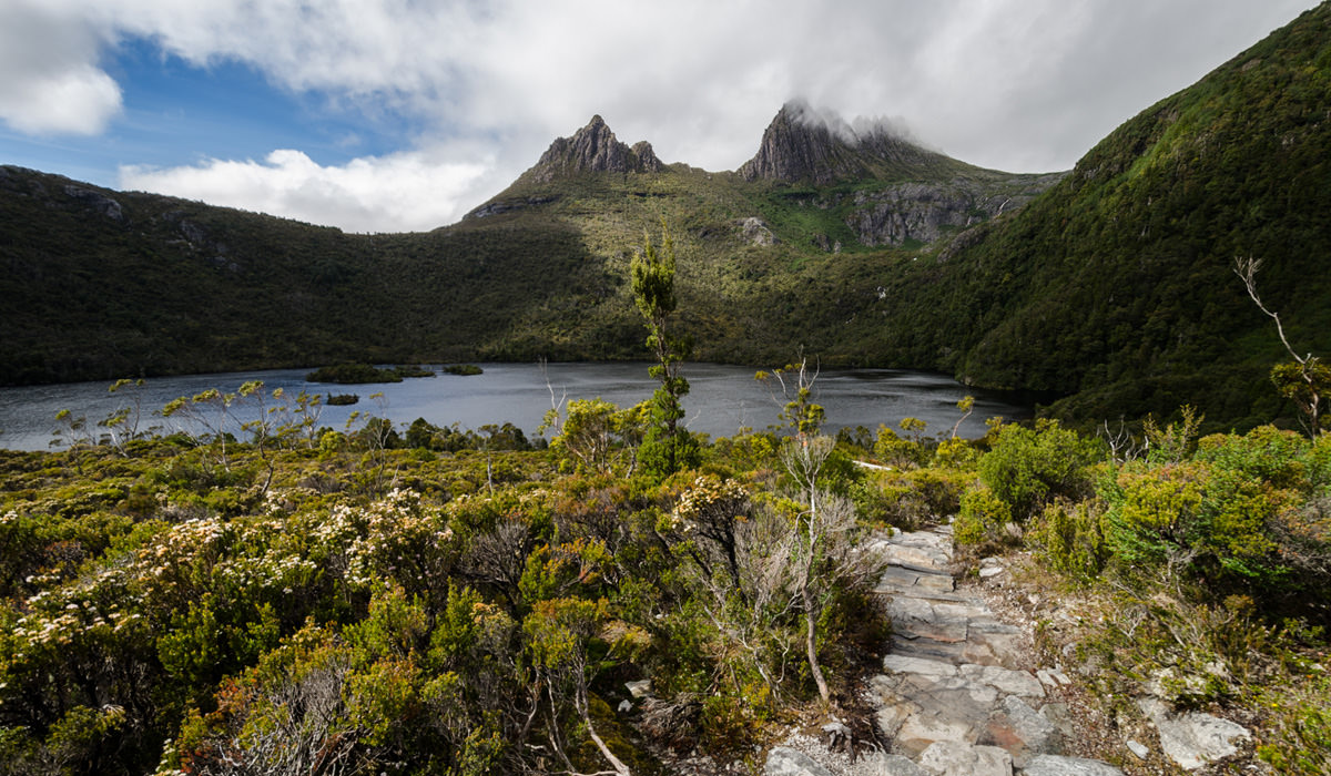 Cradle-Mountain Tasmania
