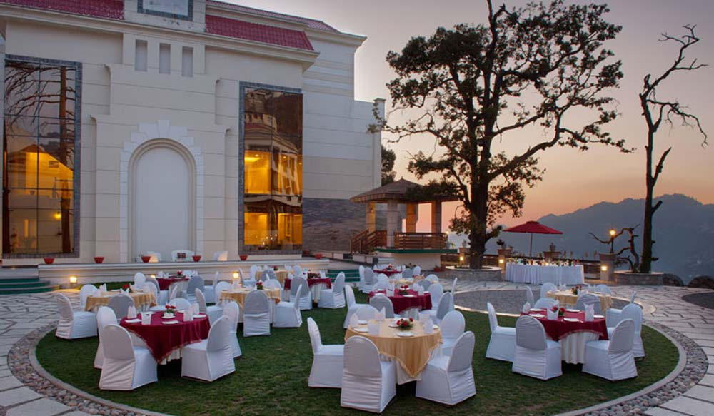 Royal Orchid Fort Resort in Mussoorie