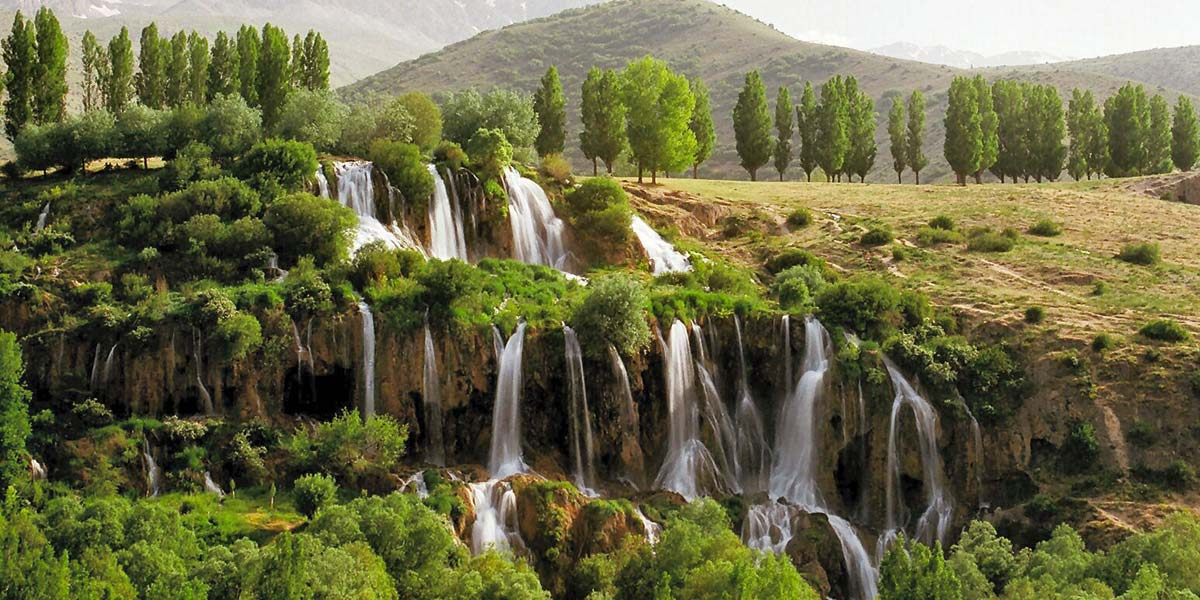 Gürlevik Waterfalls