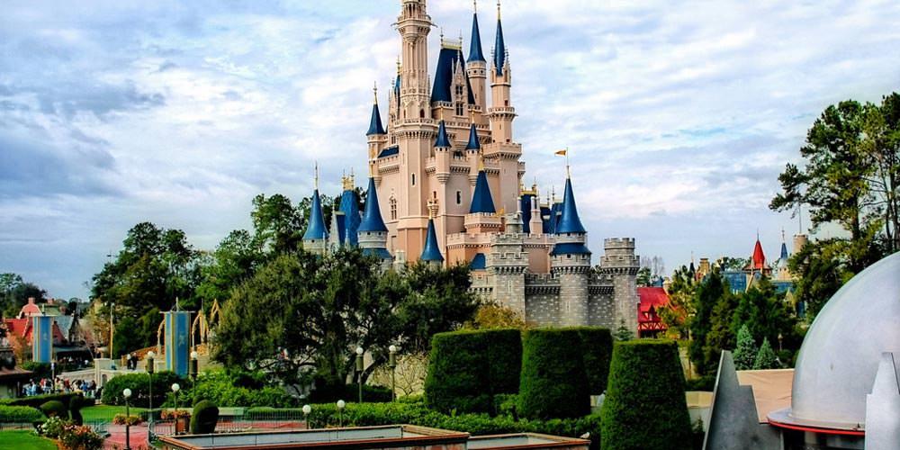 Disneyland-Orlando
