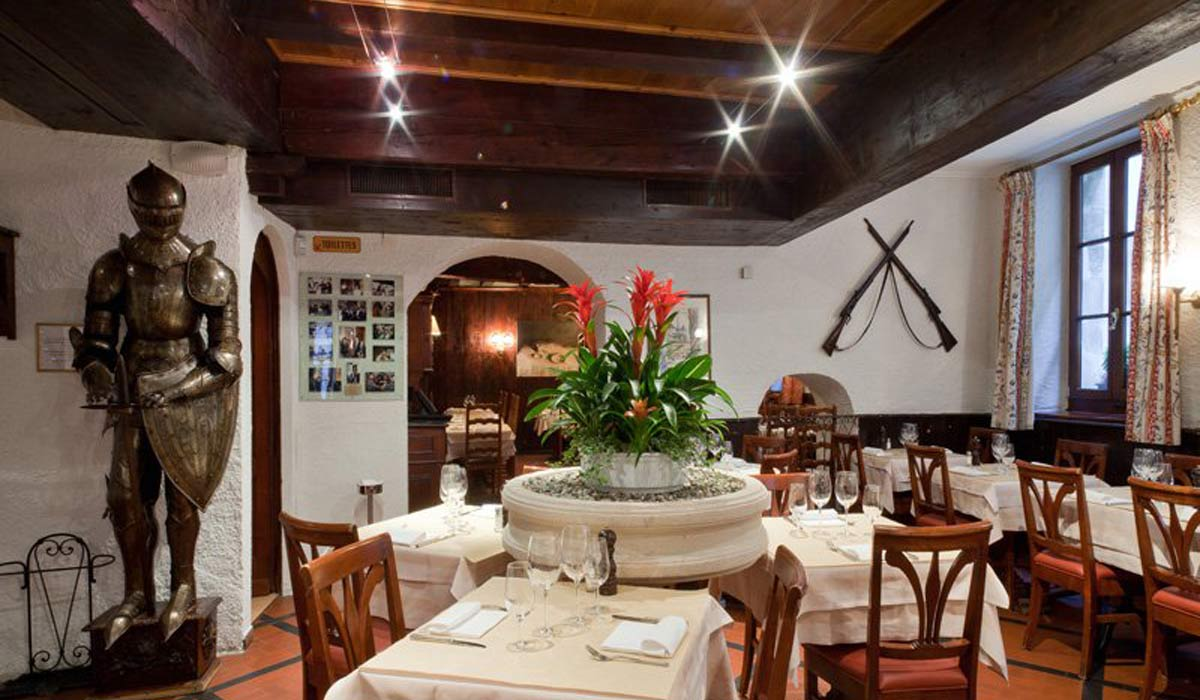 Restaurant Les ArmuresRestaurant Les Armures