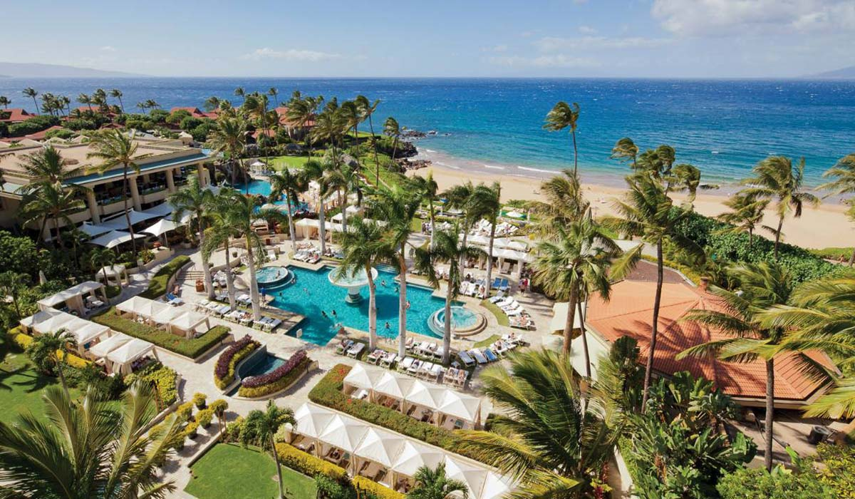 Four Season Resort, Maui at Wailea