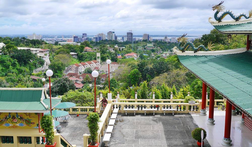 Cebu Taoist Temple in Philippines