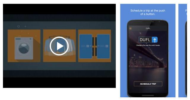 DUFL Travel App