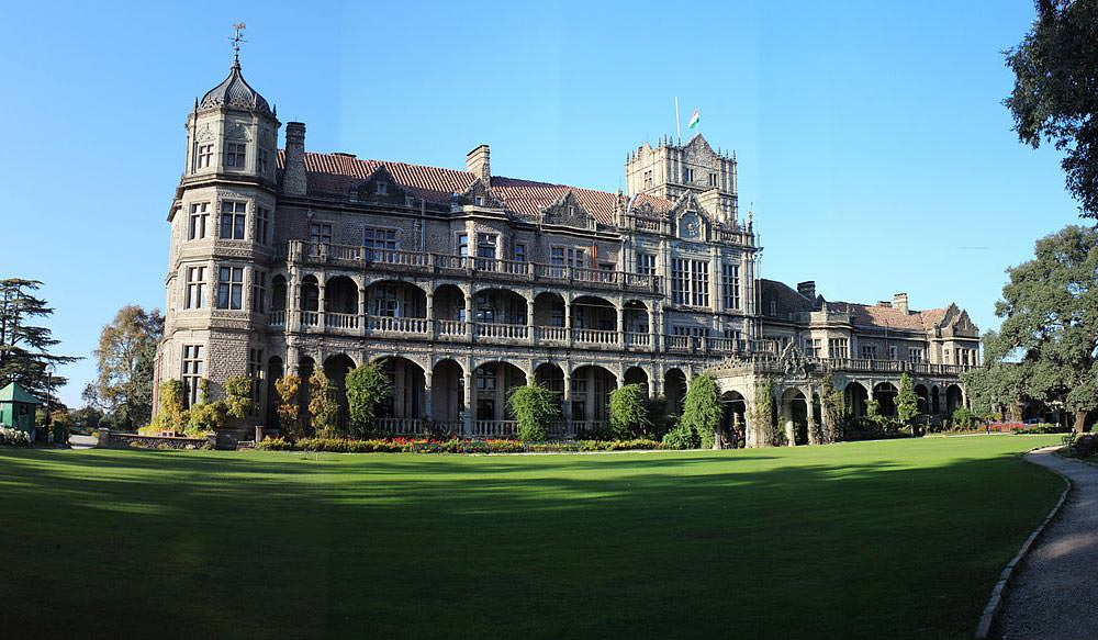 Viceregal Lodge in Shimla