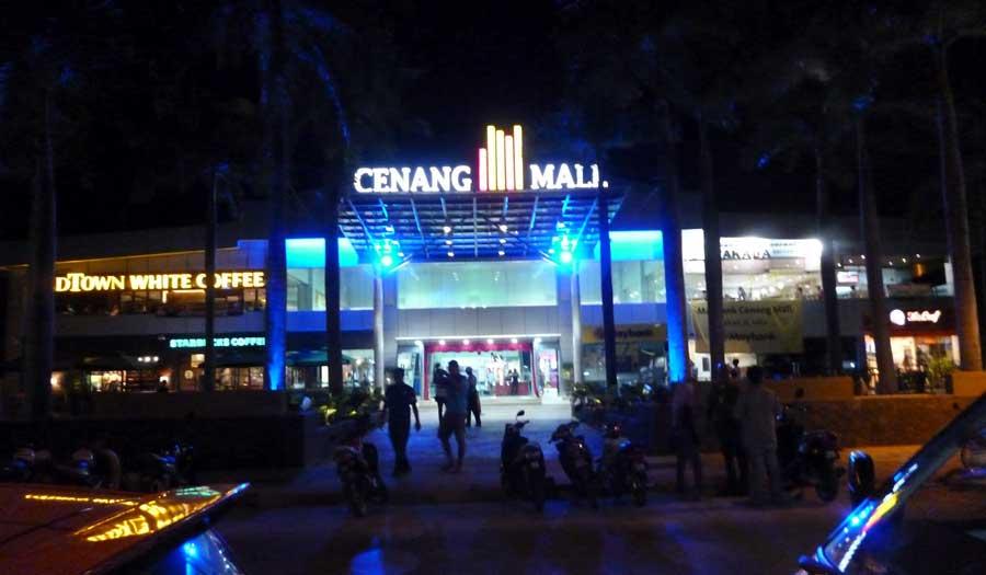 Cenang Mall in Langkawi