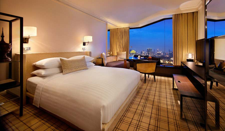 Romantic Hotel Grand Hyatt Erawan Bangkok