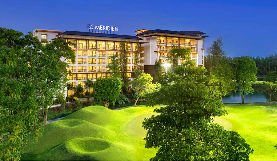 Le Meridian Suvarnabhumi Golf Resort and Spa Bangkok