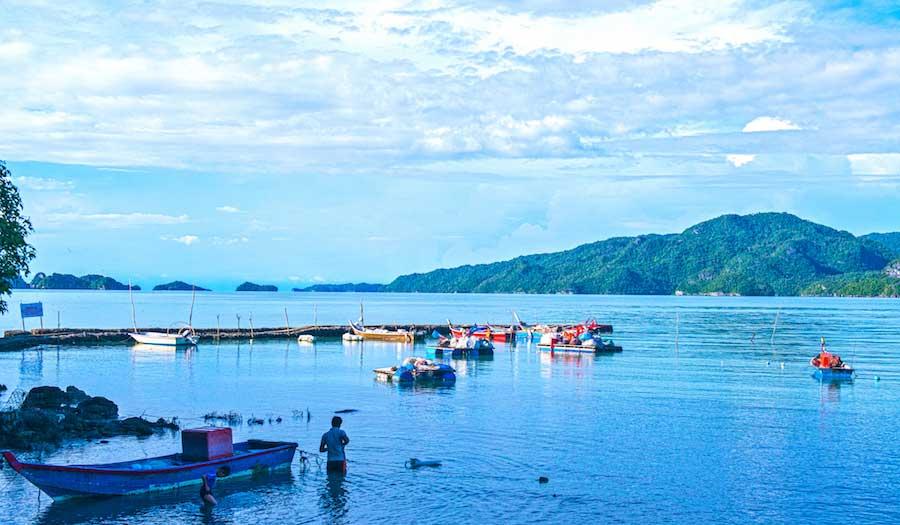 Pulau Tuba Island in Langkawi