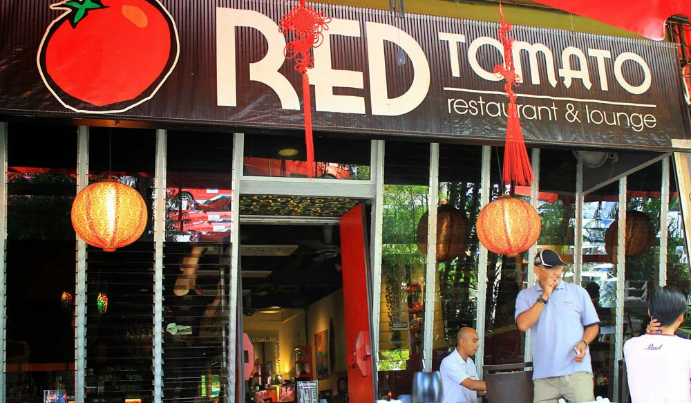 Red Tomato Restaurant Langkawi