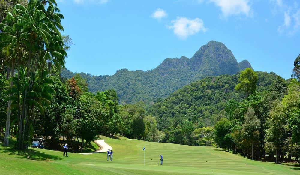 Gunung Raya Golf Course