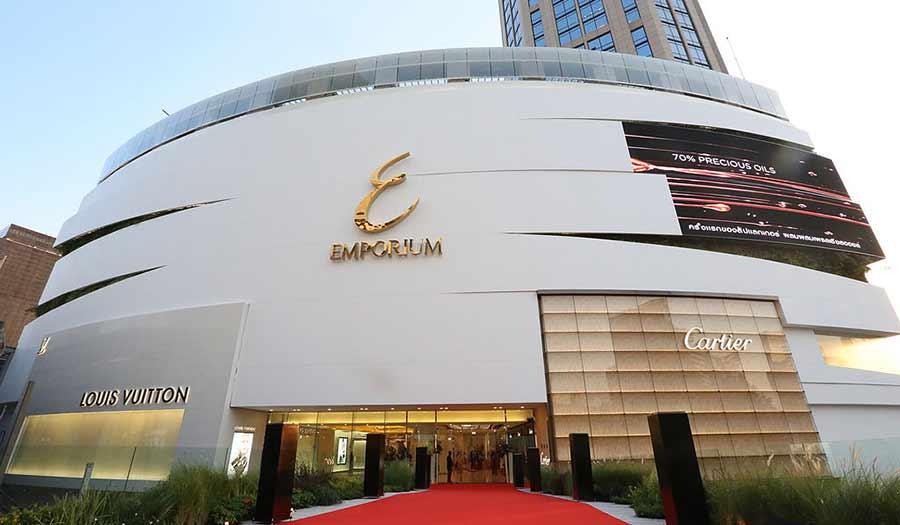 Emporium Mall in Bangkok